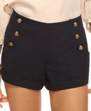 How adorable are these sailor shorts? Forever21 Cuffed Sailor Shorts ($18)