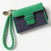 We love this pretty blue-green combo.