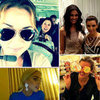 Pictures of Celebrities and Models on Twitter March 29, 2012