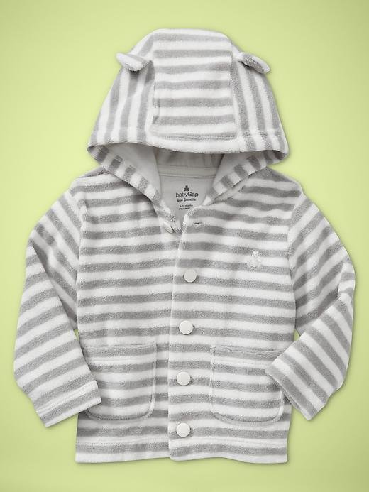 BabyGap Favorite Bear Jacket ($27)