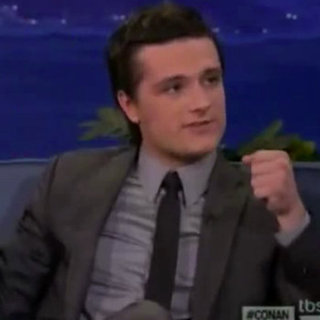 Josh Hutcherson Interview on Conan Talking The Hunger Games Fan Nicknames