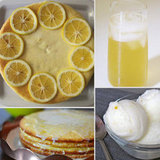Refreshing Lemon-Based Recipes For Spring