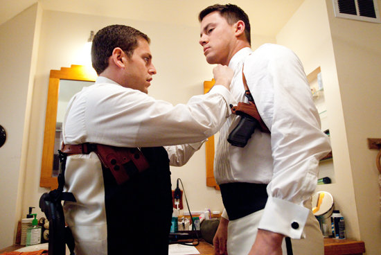 Funniest Odd Couple: Channing and Jonah in 21 Jump Street