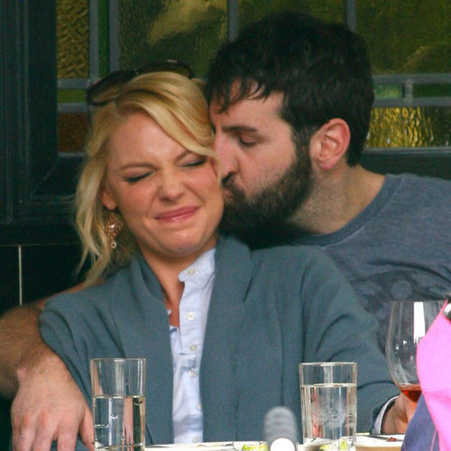 Josh Kelley Kissing Katherine Heigl Pictures