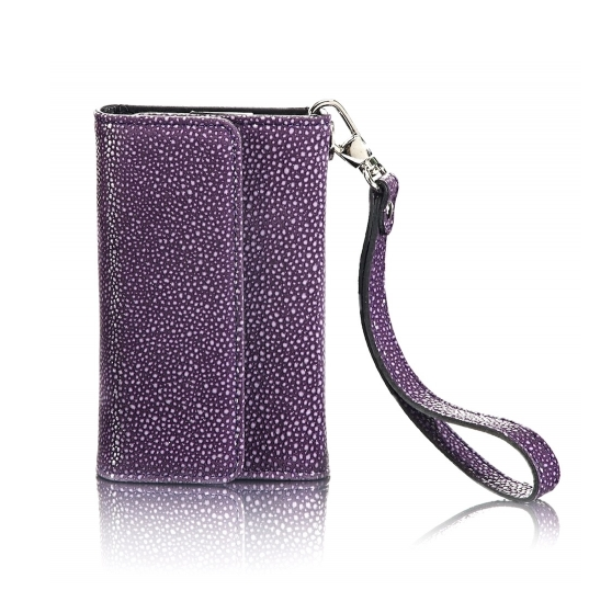 Naz iPhone clutch ($117)