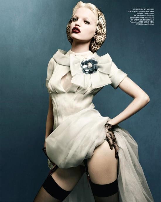 Vogue Korea April 2012