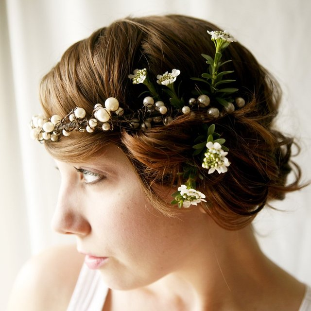 Wedding Hair Ideas From Pinterest