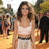 Selena Gomez Kids' Choice Awards Red-Carpet Pictures