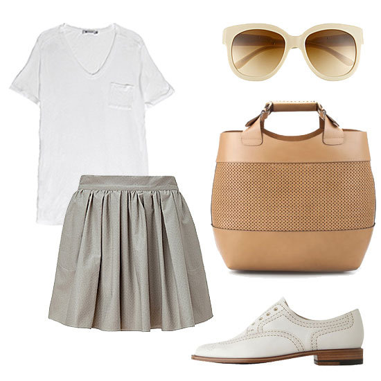 The Most Versatile Piece You Already Own: 30 Days of the White Tee