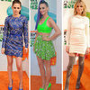 2012 Nickelodeon Kids&#039; Choice Awards Celebrity Red Carpet Pictures