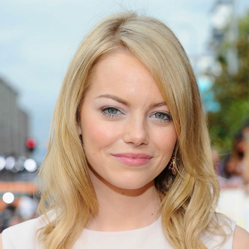 Emma Stone's Blond Hair at the Kids' Choice Awards