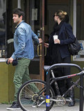 Emily VanCamp and Joshua Bowman went to breakfast.