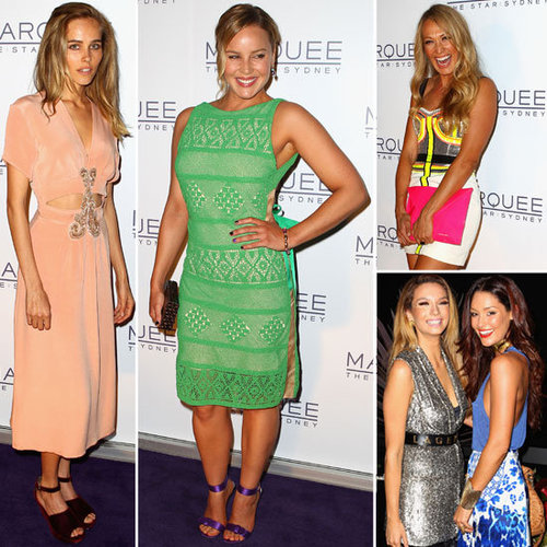 Celebrities at the Marquee Club Opening Party in Sydney: Paris Hilton, Minka Kelly, Abbie Cornish, Joe Jonas & MOre!