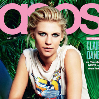 Claire Danes Pictures in ASOS Magazine May 2012