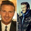 David Beckham in Burger King and Adidas Commercials (Video)