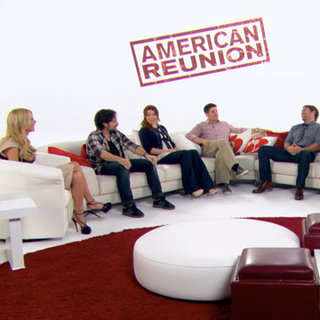 American Reunion Cast Video