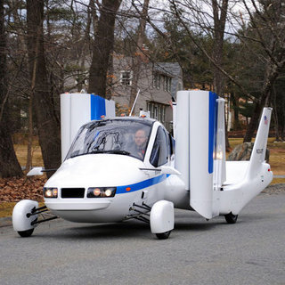 Flying Car Is Available