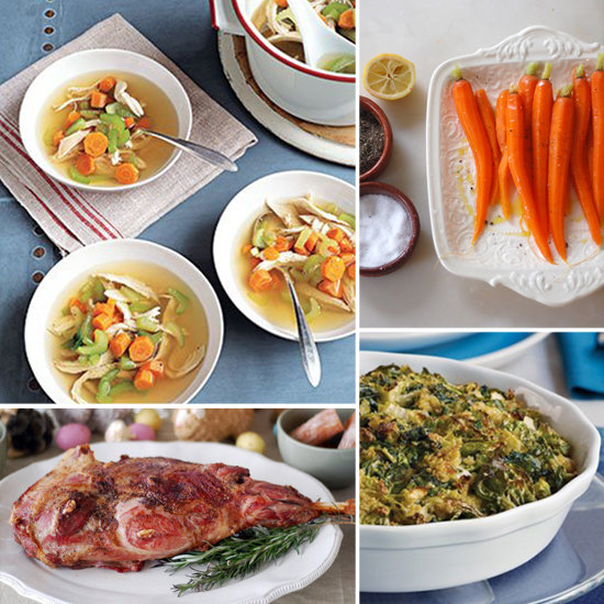 9 Healthy Recipes For a Smarter Passover Supper