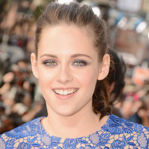 Kristen Stewart Makeup at the Kids' Choice Awards