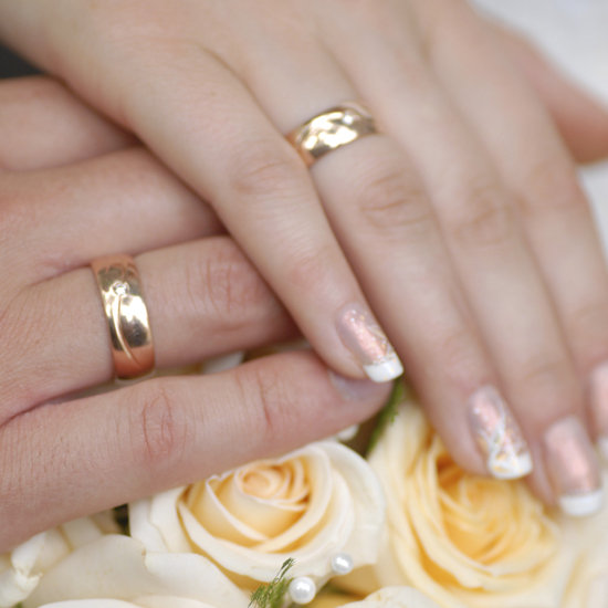 Wedding Manicure Ideas For the Bride