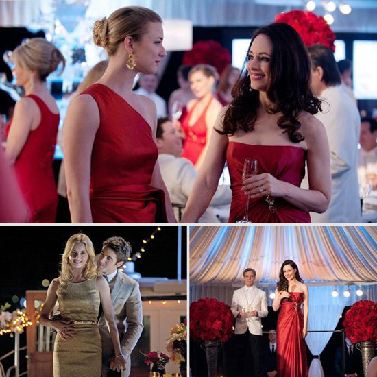 TV Wedding Inspiration: Revenge's Engagement Story