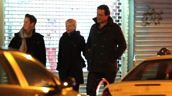 Video: Never-Before-Seen Clips of Michelle Williams and Jason Segel's PDA Action