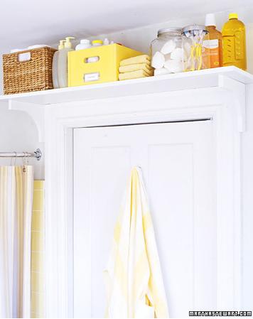 Shelf Over Door