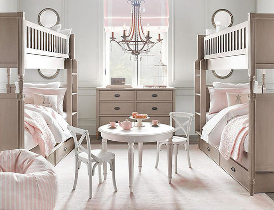 Emelia Twin-Over-Twin Beds ($1,599)