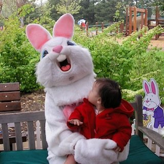 When Kids Stop Believing in the Easter Bunny