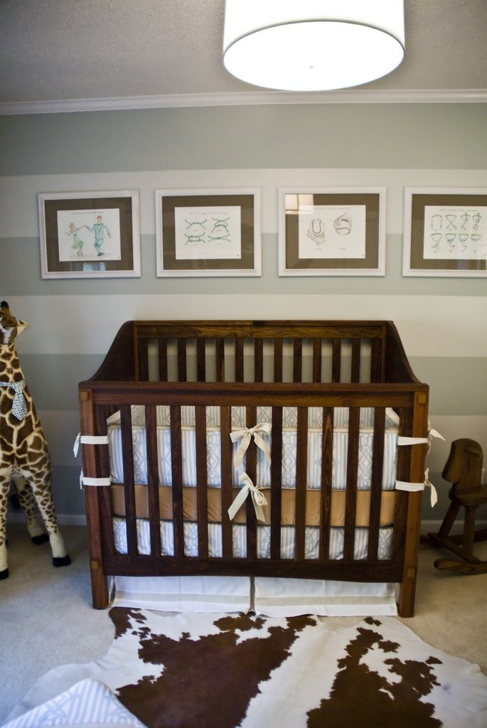 Rhett's Heirloom Crib