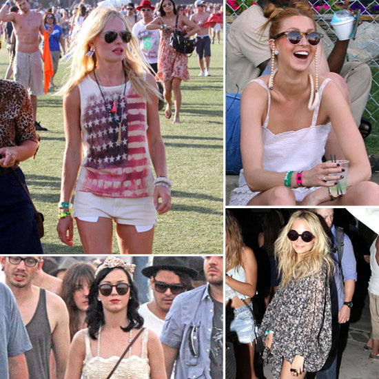 Celeb Style at Coachella — See Then Shop Their Killer Festival Looks