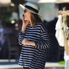Drew Barrymore Happy Pictures Talking on Phone in LA