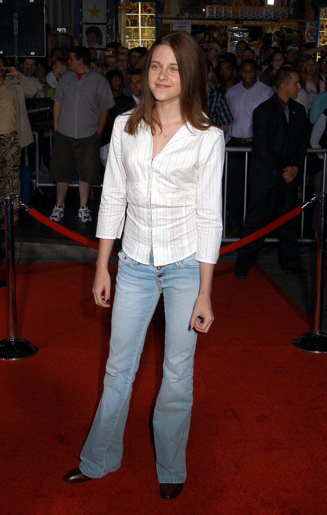 Kristen Stewart attended the Cold Creek Manor premiere in Hollywood during September 2003.