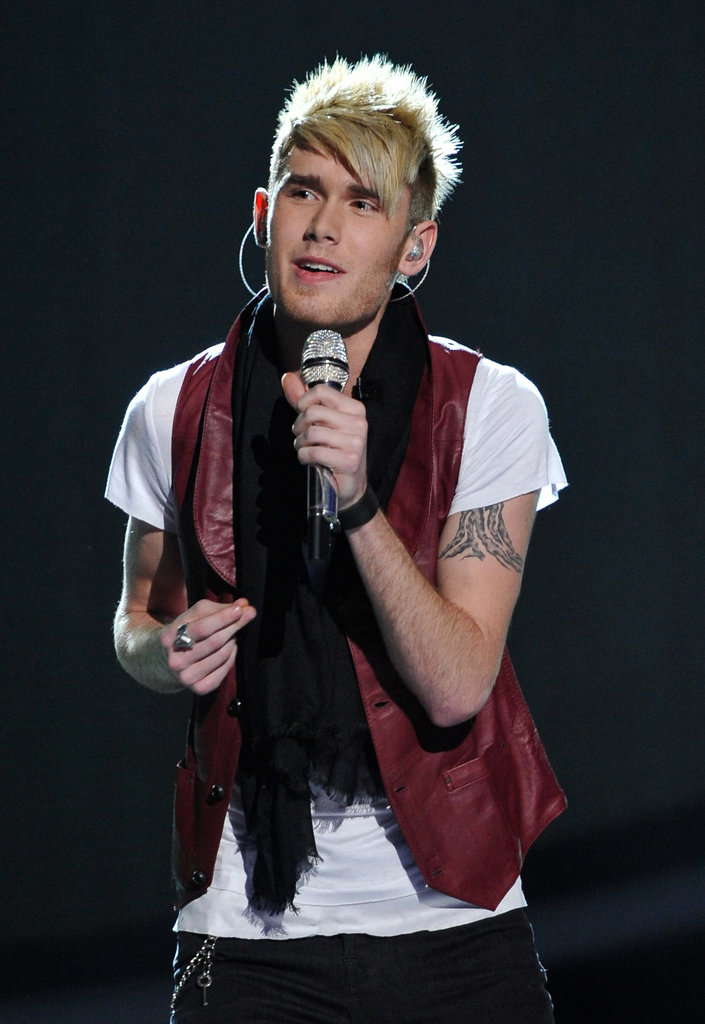Colton Dixon impressed the judging panel.