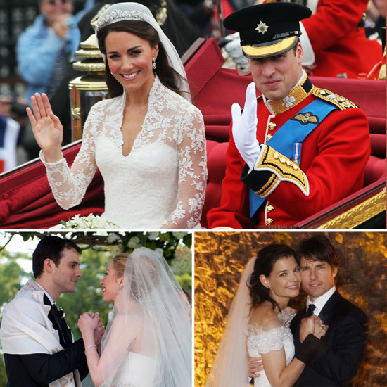 10 Extravagantly Expensive Celebrity Weddings