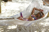 Beyoncé's Chic Vacation Style