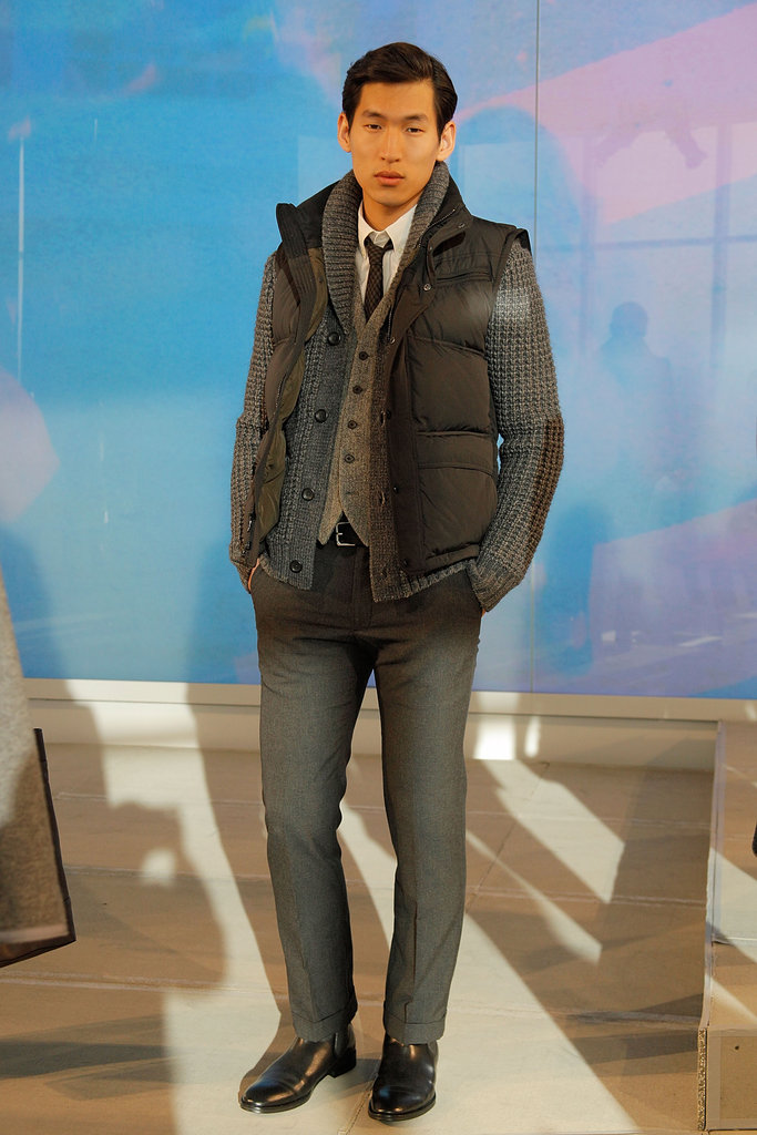 First Look! Over 45 Photos From Banana Republic's City-Meets-Country Fall Holiday Preview