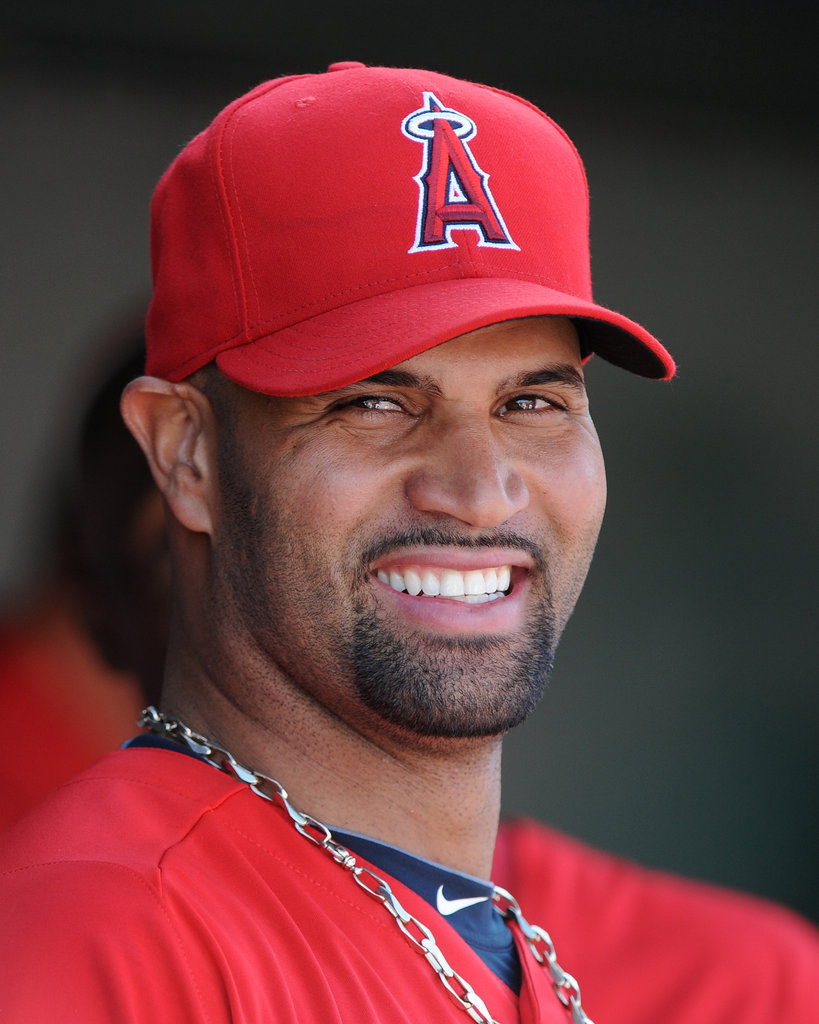 Albert Pujols, Angels