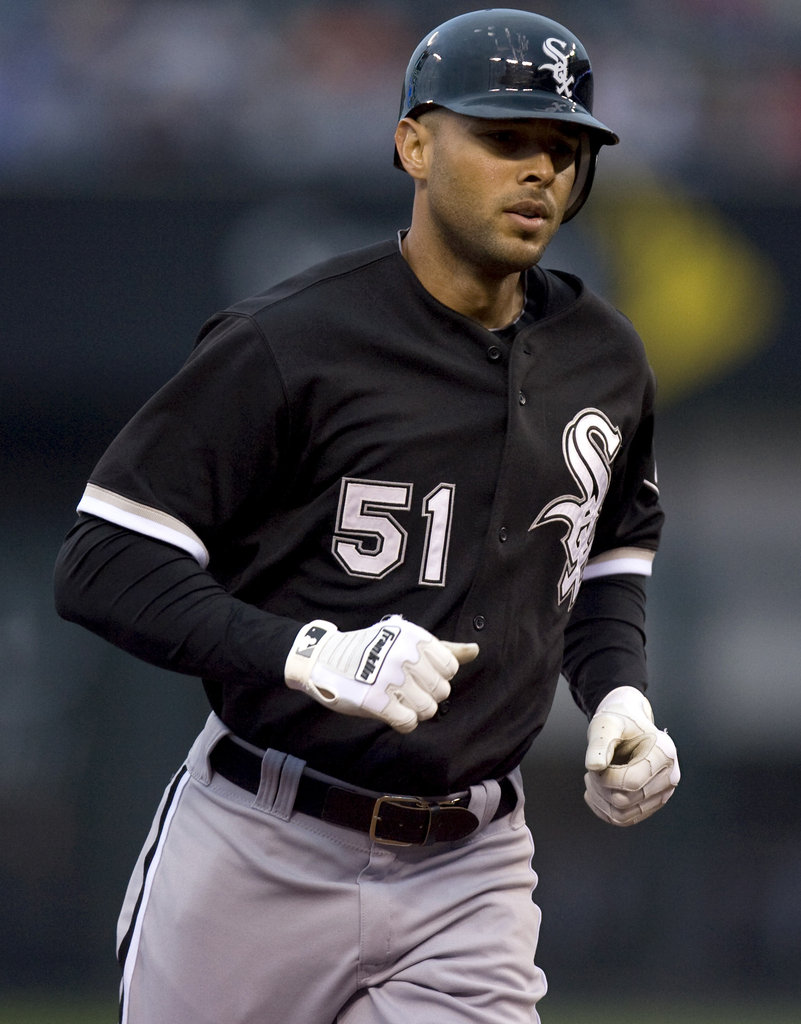 Alex Rios, White Sox