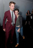Kristen Stewart and Robert Pattinson were inseparable at the Eclipse afterparty in LA during June 2010.