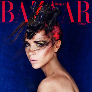 Victoria Beckham Pictures in Harper's Bazaar China