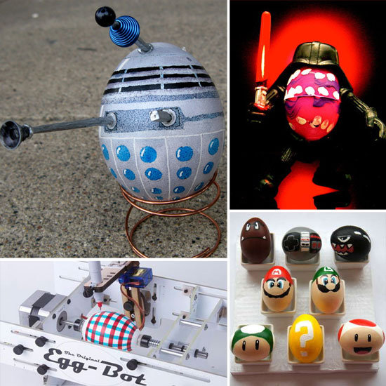 Egg Decorating Designs
