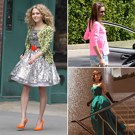 Style on Set, Celeb Trendspotting, and More! Get Caught Up With the Latest on CelebStyle