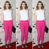 Love Ellen Pompeo's pink pants? Get the look for yourself.