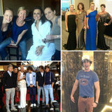 Fun and Funny Celebrity Candids From the Logies!