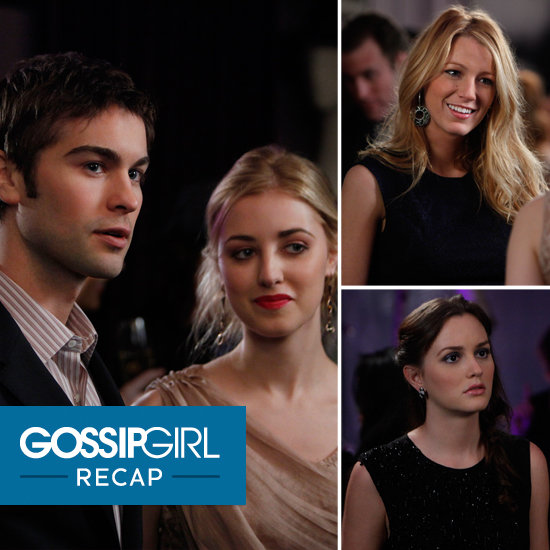 "Top OMG Moments From Gossip Girl ""It Girl, Interrupted"""