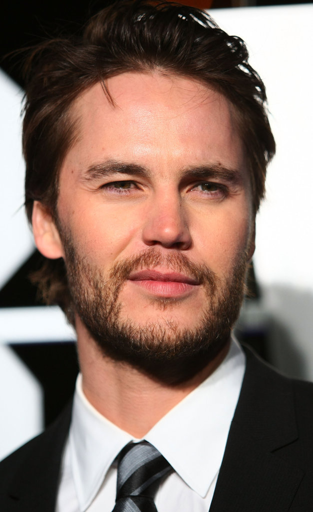 Taylor Kitsch attended the Battleship premiere in Sydney.