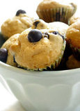 Mini Blueberry Lemon Muffins
