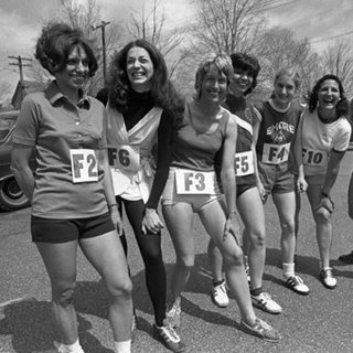 History of Women Boston Marathon