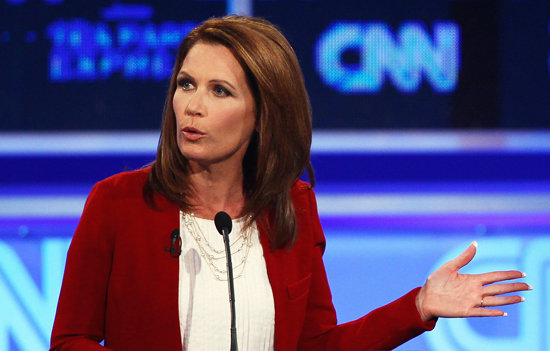 Michele Bachmann on the HPV Vaccine